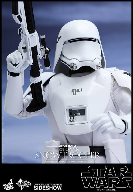 Hot Toys Star Wars FIRST ORDER SNOWTROOPERS 12  Figure Figure Figure Set 1 6 Scale MMS323 83cf7a