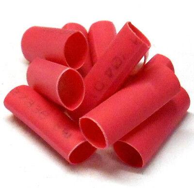 L1501 2 X 15 Rosa Calettamento A Caldo Rc Termorestringente 100 Tubo Filo Manica
