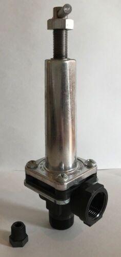 8460-3//4 TeeJet Diaphragm-Type Pressire Relief//Regulating Valve