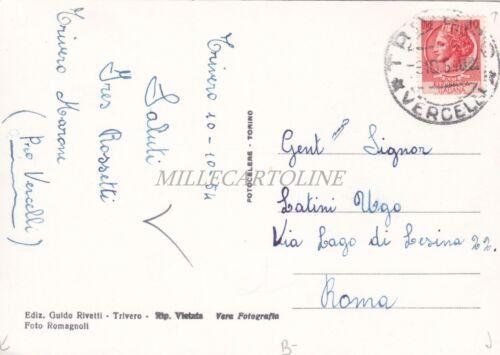 TRIVERO - CENTRO Assistenziale Zegna 1954 - EUR 6 7e16b1648e7