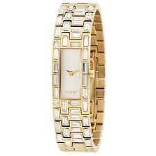 Neu Esprit Damen-Armbanduhr P-Iocony goldfarben 199,90€ EL900282005