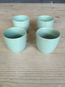 Woods-Ware-Beryl-Egg-Cup-X-4