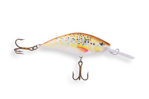 UGLY DUCKLING lure NEW UD® Shad Deep Runner Balsa Wood Floating crankbait