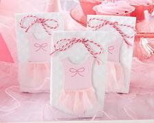 24 Tutu Cute Ballerina Baby Shower Birthday Party Favor Bags