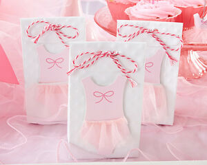 details about 24 tutu cute ballerina baby shower birthday party favor