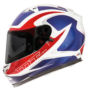MT-Blade-SV-Morph-Casco-Da-Moto-Blu-moto-Casco-Di-Protezione-Scooter-DVS