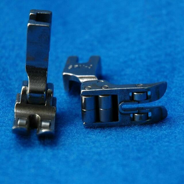 High Shank Roller Foot PVC Leather For Singer Juki Industrial Sewing Machine OA
