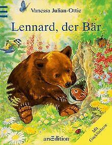 Lennard, der Bär von Julian-Ottie, Vanessa   Buch   Zustand gut