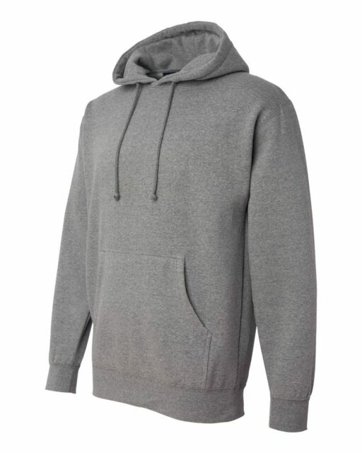 Independent Trading Co Mens Hoodie Hooded Pullover Sweatshirt IND4000 Up to 3XL