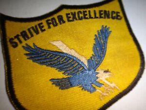 Guerra-Vietnam-Eeuu-17th-Combate-Aviacion-Grupo-FREEDOM-039-S-Parche-Aguila
