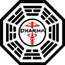 Framed Print – The DHARMA Initiative The Staff Medical Station (LOST TV Show)