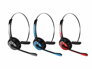 Bluetooth Headset Call Center Style Boom Microphone For Apple Iphone 7 Plus 6 Ebay
