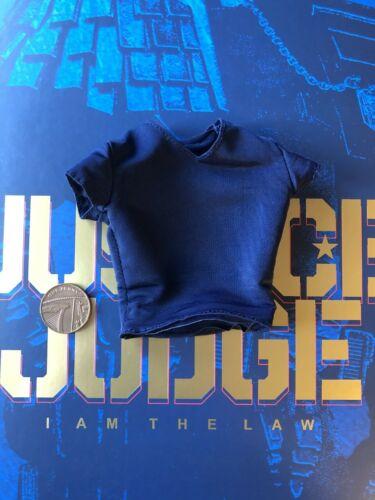 Virtual Toys VTS Stallone JUDGE DREDD Chemise bleue ample échelle 1//6th