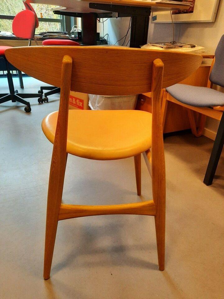 Wegner, CH33, spisebordsstol