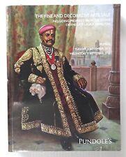 The Fine and Decorative Sale 3-4 Sep 2013 Mumbai Pundole's catalogue
