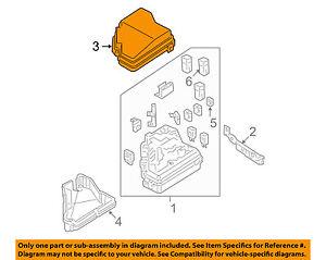 image is loading honda-oem-2007-civic-electrical-fuse-relay-box-
