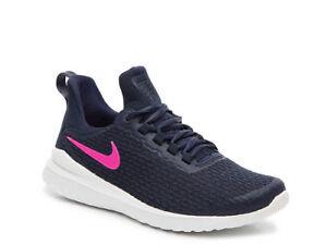 6a84e7b16967 Nike Renew Rival Running Shoes AA7411 Women s Size 7.5 Dark Blue