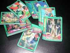 Japan Dragonball Dragon ball Z Power Level Battle 10 Regular Card Set