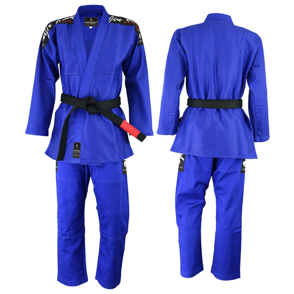 Verus Gladius Uniform Jiu Jitsu A1 Grappling Martial Arts Fight Mens Kimono MMA