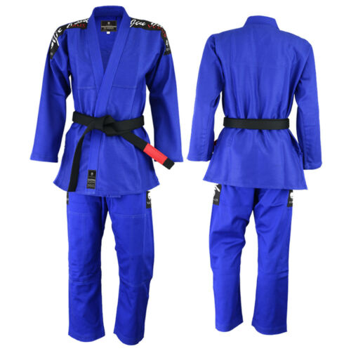 Verus Gladius Uniform Jiu Jitsu A4 Grappling Martial Arts Fight Mens Kimono MMA