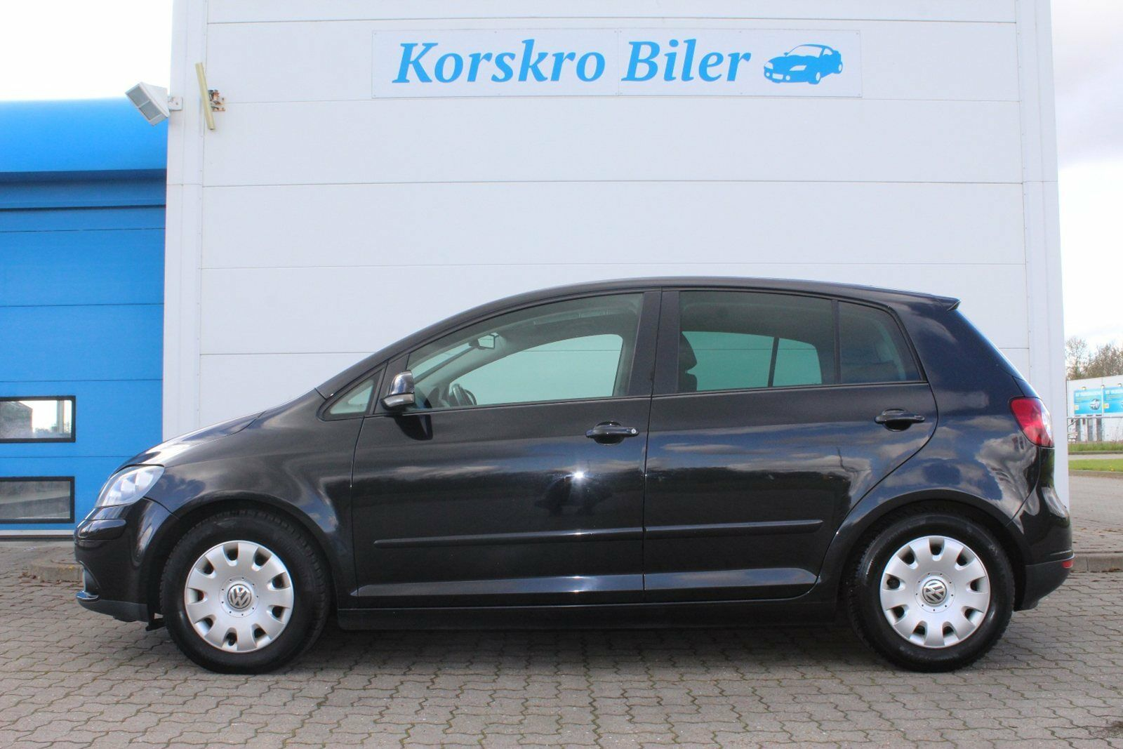 VW Golf Plus 2,0 TDi Sportline 5d - 49.800 kr.