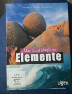 DVD - Macht und Magie der Elemente - 3 DVD s (T21) - Gebesee, Deutschland - DVD - Macht und Magie der Elemente - 3 DVD s (T21) - Gebesee, Deutschland