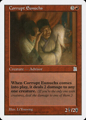 Corrupt FOIL Shadowmoor NM Black Uncommon MAGIC THE GATHERING CARD ABUGames