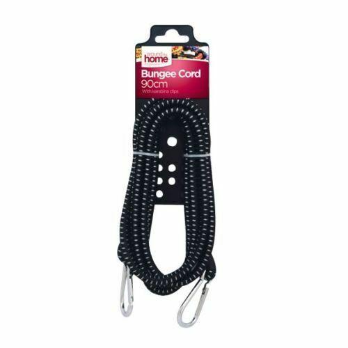 Karabina Élastique Bretelles 90 cm Sangle élastique avec Snap Pince À Ressort Clips Cordon Cravate