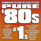 Pure 80s #1s Various Audio CD