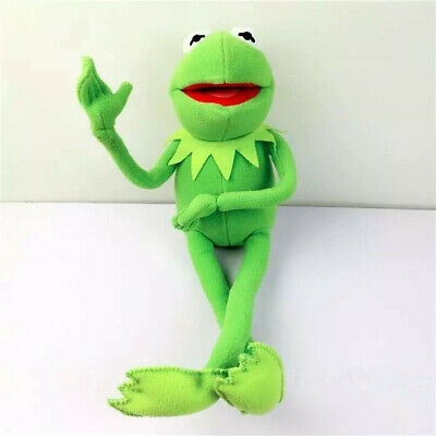 Disney The Muppet Show Frog Kermit 45cm Plush Toy Gift
