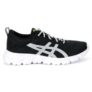 ASICS Men's Gel-Quantum Lyte Piedmont Grey/Black Running Shoes 1021A116.002 NEW
