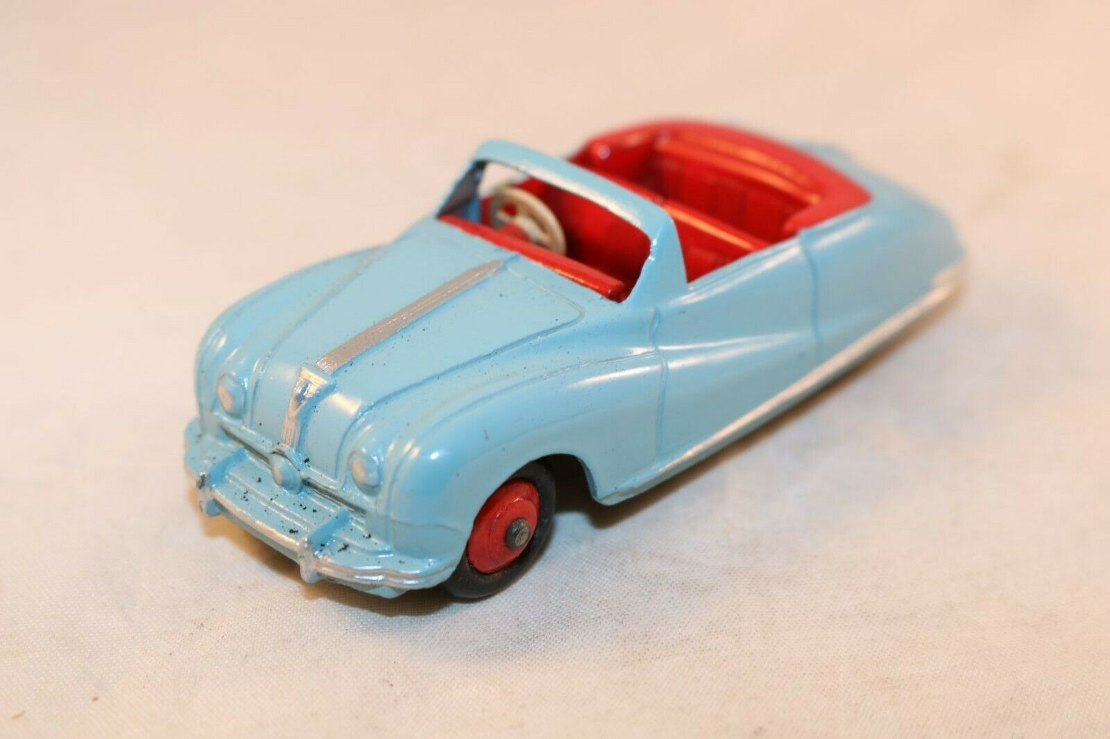 Dinky Toys 106 Austin atlantic in very near mint all original condition Superb