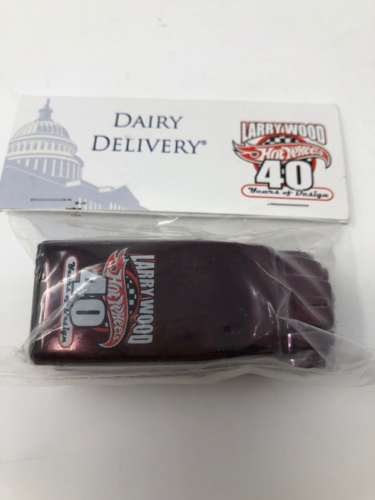 Hot Wheels Dairy Delivery 9th Annual Collectors Nationals 1 79