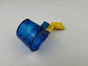 Lego® 3492c01 Bagger Schaufel transparent blau  aus 6195 Neptune Discovery Lab