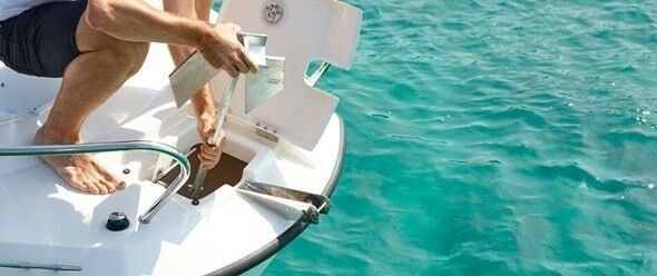 Quicksilver, Kabinebåd, fod 4