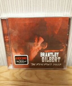 Brantley-Gilbert-The-Devil-Don-039-t-Sleep-CD-New-sealed