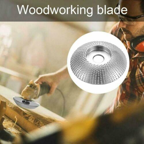 Raspelscheibe Winkelschleifer Schleifscheibe Holz Flexscheibe Klinge Rotary Tool