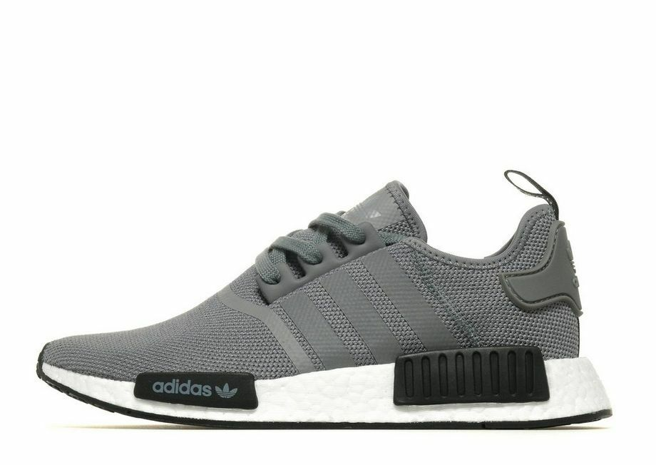 Adidas NMD R1 Grey Black White Size 10.5. DA9298 yeezy ultra boost pk