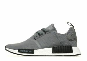 new arrival ab125 4667c Details about Adidas NMD R1 Grey Black White Size 10.5. DA9298 yeezy ultra  boost pk