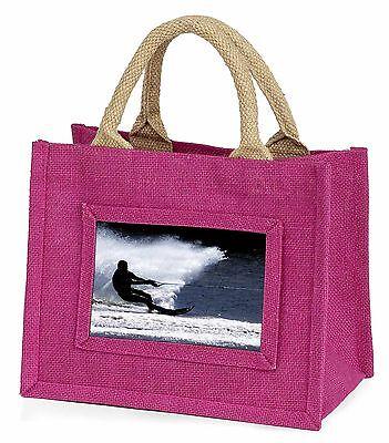 Motivata Sci Nautico Sport Bambine Small Rosa Shopping Bag Christmas Gif, Spo-w1bmp-mostra Il Titolo Originale