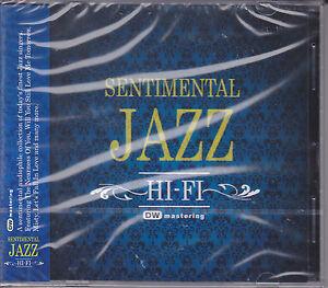 034-Sentimental-Jazz-Vol-1-034-DW-Mastering-Hi-Fi-Audiophile-CD-Brand-New-Sealed