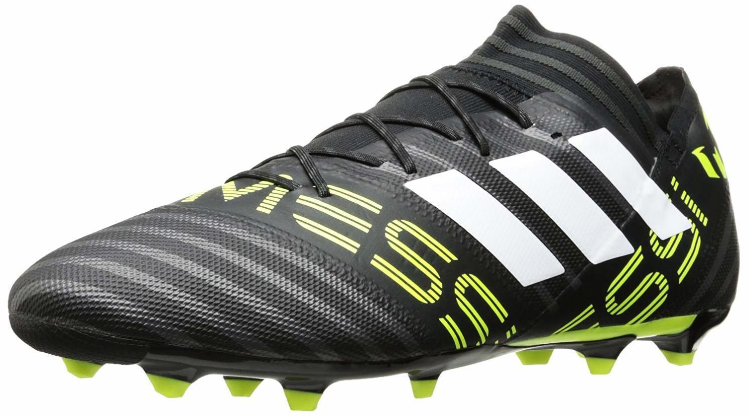 Adidas Originals Men's Nemeziz Messi  17.2 Firm Ground Cleats Soccer scarpe  Prezzo al piano