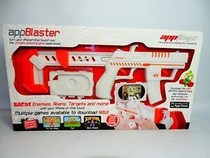 Appblaster Apptoyz Game Blaster Gun Iphone Et Ipod Touch New In Box Fun à Jouer-afficher Le Titre D'origine T3giuwlu-07175852-349802704