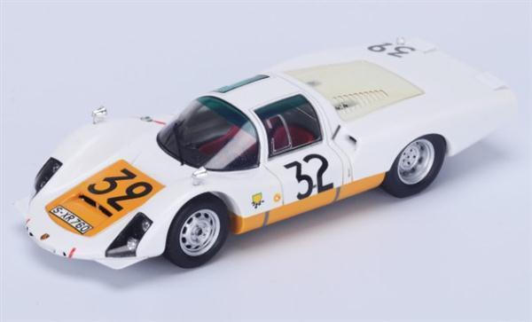1 43 Spark Model Porsche 906 LH P. de Klerk S4488
