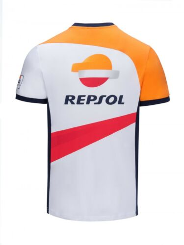 Dani Pedrosa 2018 Official Repsol Honda T/'Shirt 18 38507