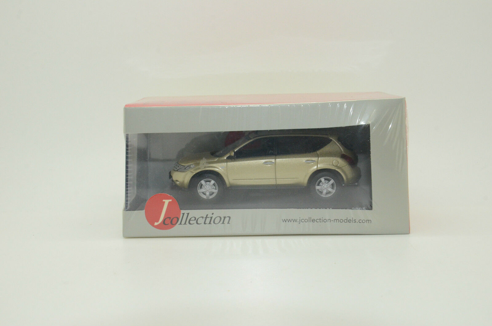 MEGA RARE     Nissan Murano Luminous gold J-Collection JC105 1 43