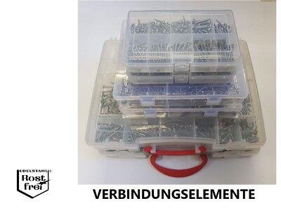 Bohrspitze 4,0x70 Spanplattenschraube 100 Edelstahl Spanplattenschrauben m