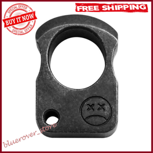 Outdoor EDC Knuckle Survival Escape Tool 3Cr13 Stainless Steel Portable Breaker
