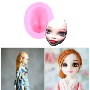 3D-Girl-Face-Silicone-Mould-Cute-Doll-Face-Fondant-Mold-Cake-Chocolate-DIY-Mold
