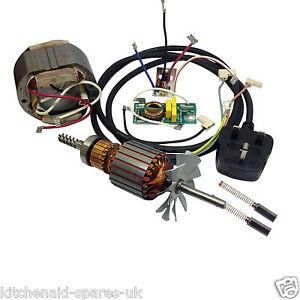 Batidora-Kitchenaid-Artisan-amp-5QT-Kit-de-conversion-Completo-amp-RFI-Filtro-110V-220V-Reino-Unido